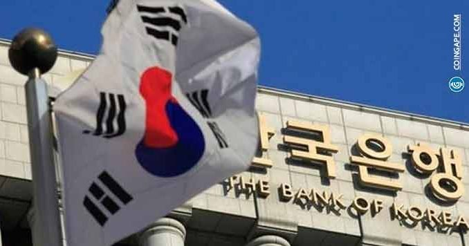 Bank of Korea recruiting experts for CBDC research