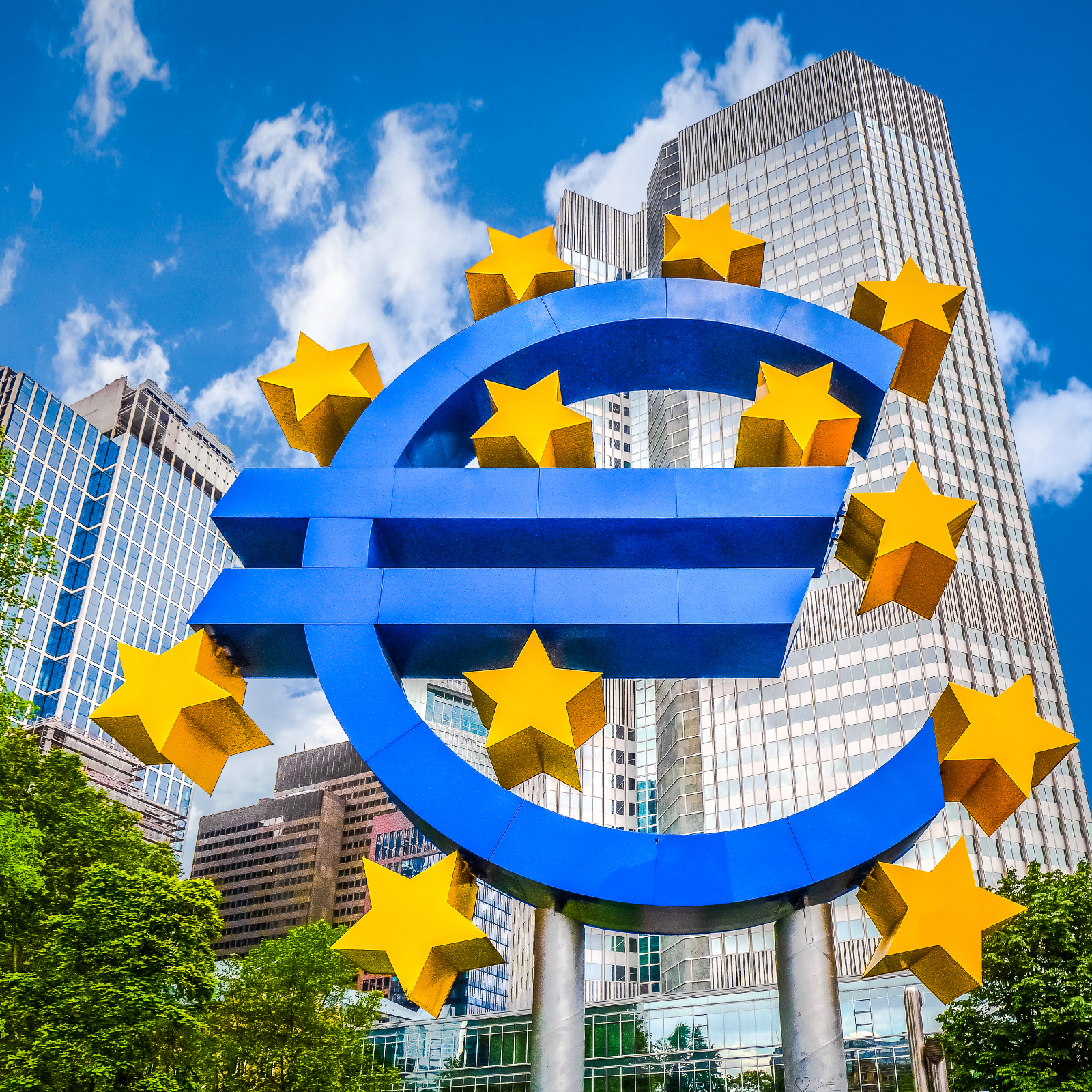 ECB President: European Central Bank Shouldn't Discourage Private Stablecoins