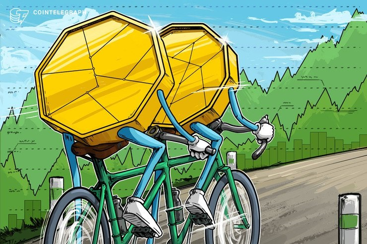 Bitcoin Worth Over $7,400 Again as US Stock Market Sees Moderate Downturn