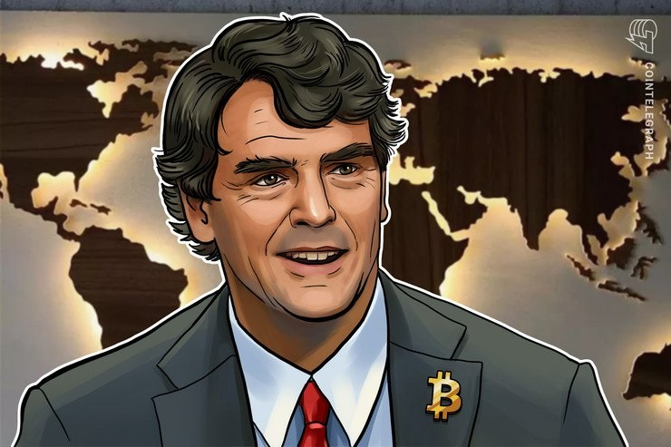 Tim Draper Envisages Bitcoin at $250,000 Taking 5% of Global Market Share by 2023