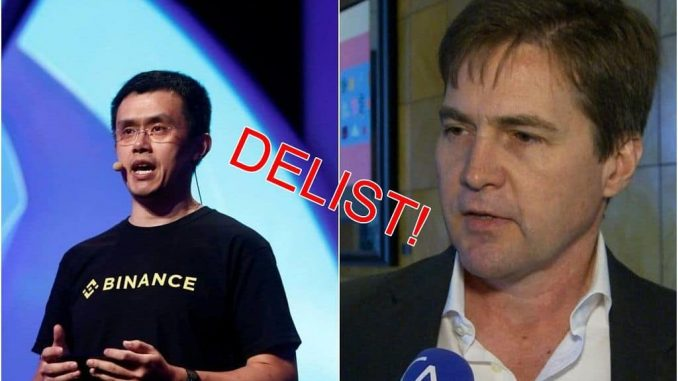 Craig Wright Keeps On Fluffing His Lines as Zhao Slams Him