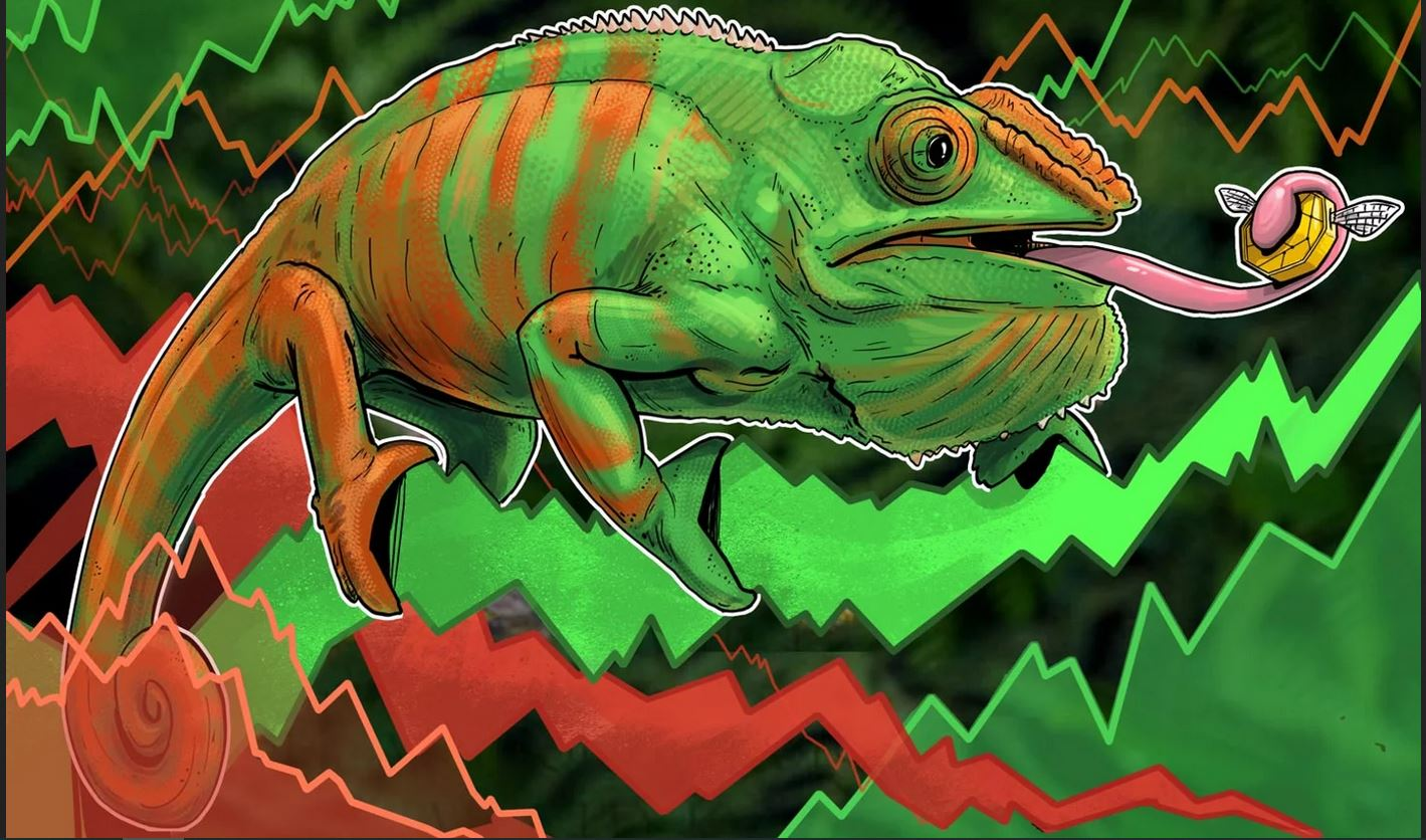 Crypto Markets Turning Green, Oil Prices Tumble