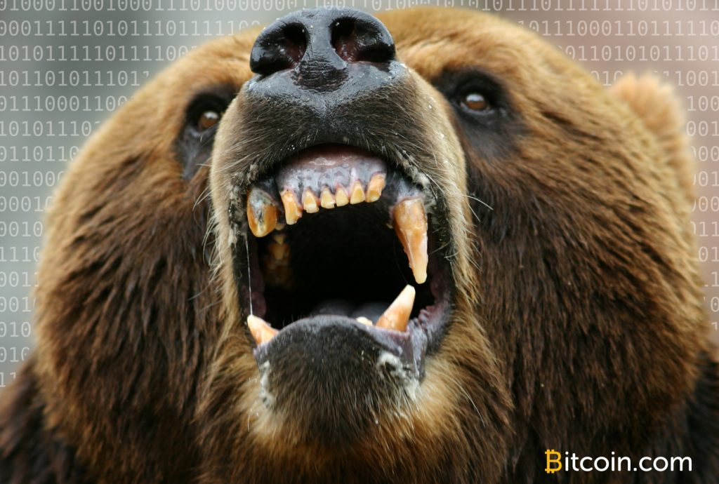 Markets Update: Bears Claw Crypto Prices Back While Uncertainty Fills the Air