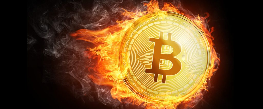 Log Scale Monthly Bitcoin Price Chart Suggests Bear Market Was an Uptrend Pullback