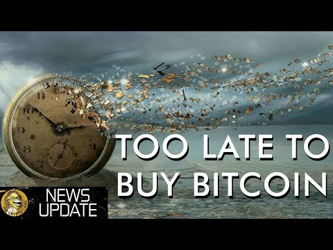 Too Late to Buy Bitcoin? SEC Crypto IEO Crackdown & Death of Cryptopia