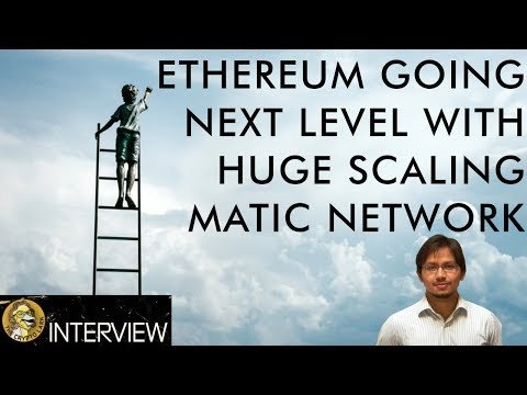 This Is How Ethereum Scales – Matic Network Crypto