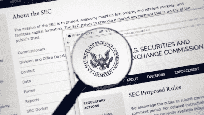A New Bitcoin and Ethereum Backed Crypto ETF Application Filled With the SEC