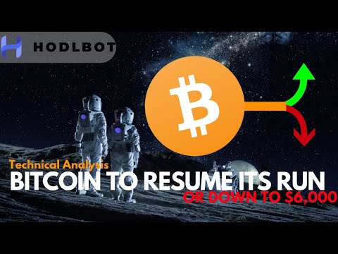 How Bad Is It For Bitcoin…$6,000 Again? Crypto Trading Bot – HodlBot.io