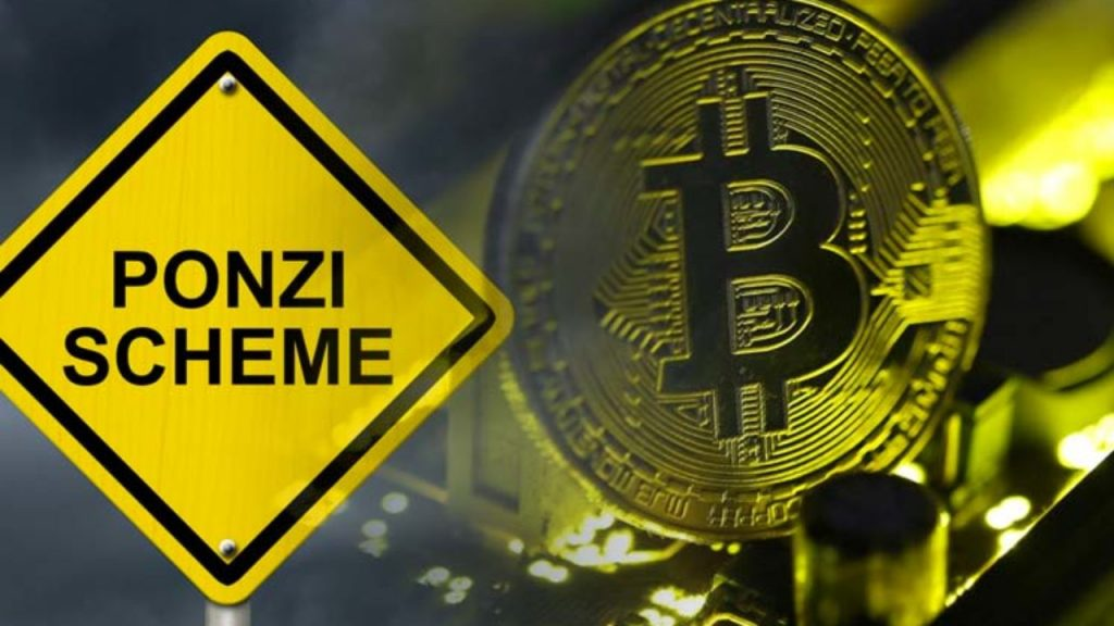For the Umpteenth Time, Bitcoin (BTC) Is Not a Ponzi Scheme