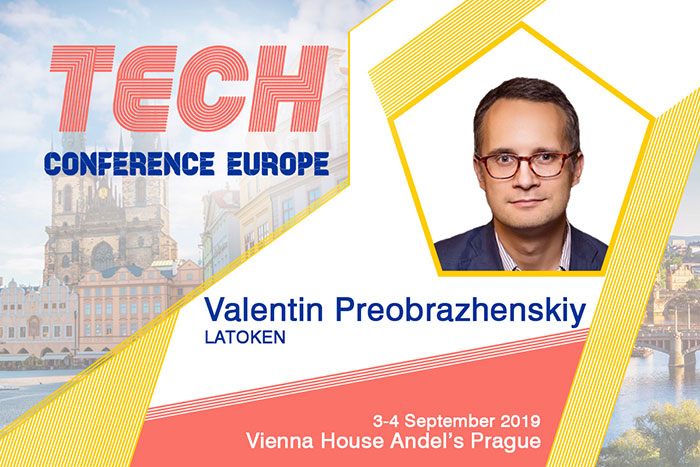 Learn about the best IEO fundraising practices with Valentin Preobrazhenskiy (CEO and Founder of LATOKEN) at TCE2019 Prague